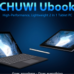 Chuwi Ubook kickstarterで出資した